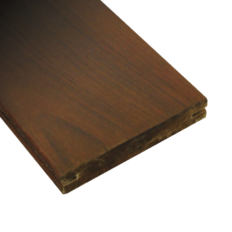 Exotic Ipe hardwood decking panel