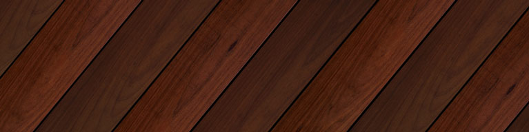 Flawless deck surface built with Ipe Clip® hidden deck fasteners