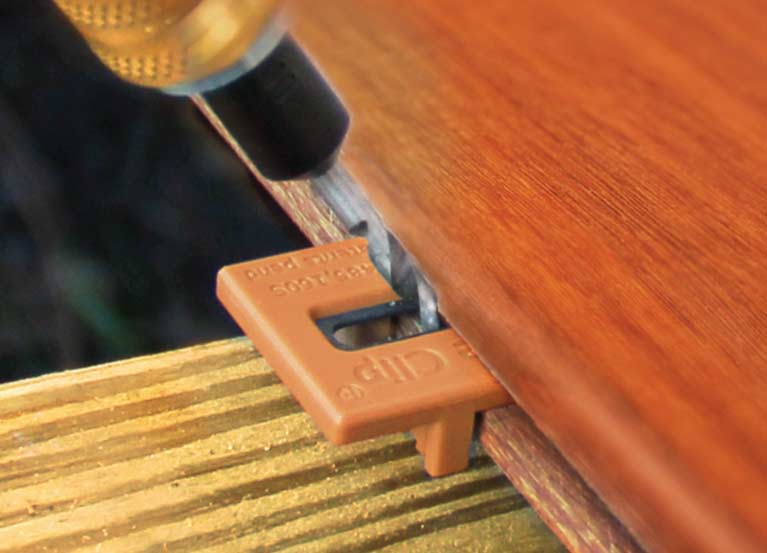 Installing Hidden Fasteners | How To Guide | Ipe Clip®