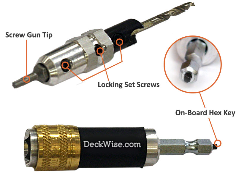 Drill & Drive tool details