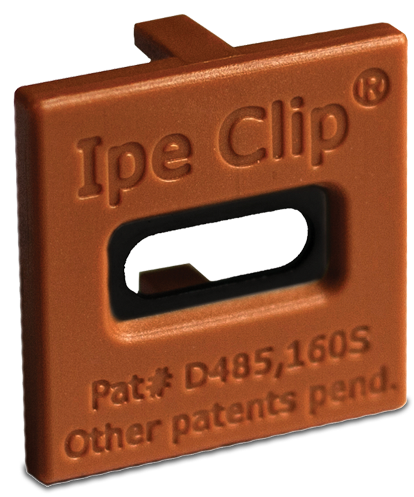 Ipe Clip® Extreme4™ front view