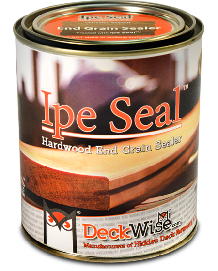 Ipe Seal<sup>®</sup> 1 quart end grain sealant