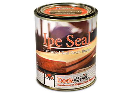 Ipe Seal<sup>®</sup> end grain sealant